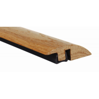Sun 900mm Oak Unfinished Ramp Profile