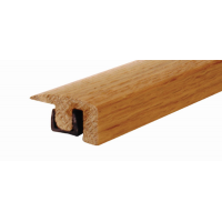 Sun 900mm Oak UV Satin-Lacquered End Profile