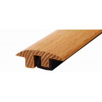 Sun 3000mm Oak UV Satin-Lacquered Semi-Ramp Profile