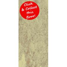 Pure LVT Terrazzo Light Grey vinyl floor