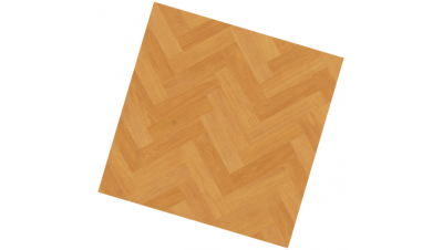 Parquet floor cross-section