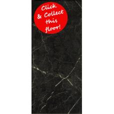 Faus Black Marble Tile laminated floor