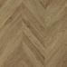 Faus Chevron Grey laminated floor