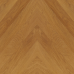 Faus Chevron Natural laminated floor