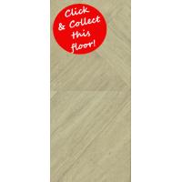 Faus Grey Herringbone laminated floor
