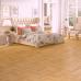 Faus Herringbone Natural laminated floor