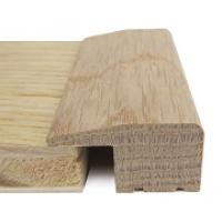 15mm x 900mm Oak End Section
