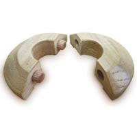 Oak Radiator Pipe Covers