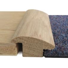 15mm x 2700mm Oak Semi-Ramp Section